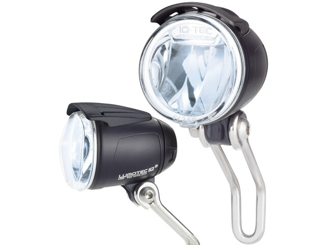 Busch + Müller Lumotec IQ Cyo N plus Lampka przednia LED, black